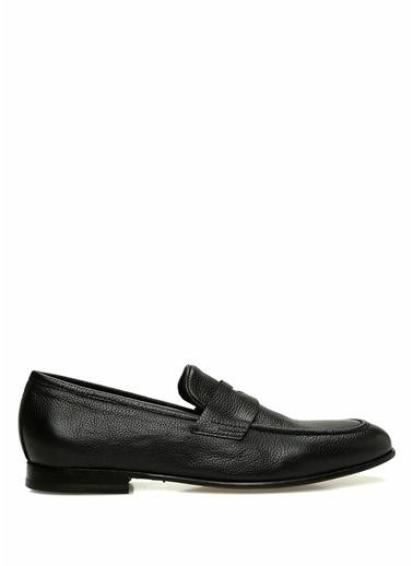 Beymen Collection Deri Loafer Ayakkabı Siyah